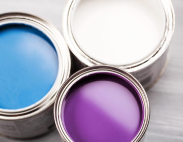 Color Paint Industry