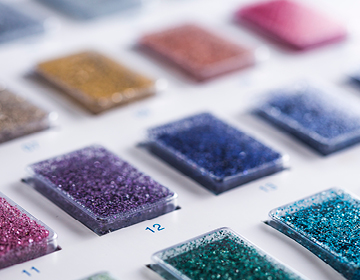Biodegradable Glitter-Bioglitter-Shadecard - SiLiglam_Nature