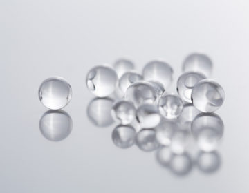 glass balls-typ-P-Q-mixing beads